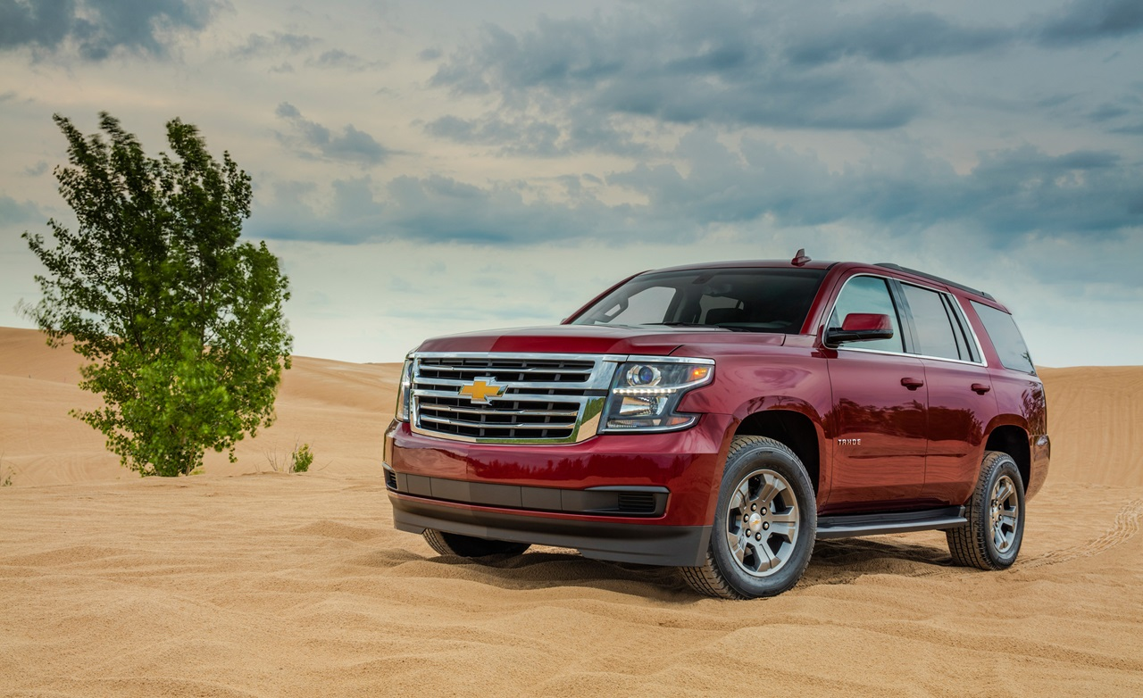 Chevrolet Traverse Prices, Reviews and Pictures U.S. News World Pictures of chevrolet suvs