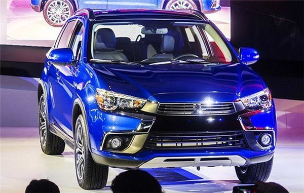 Обновленный Mitsubishi ASX 2017: цена, фото, характеристики