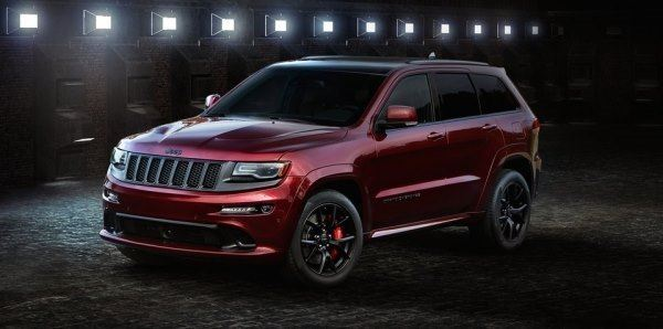 Jeep нарядил Grand Cherokee SRT и Jeep Wrangler к Лос-Анджелесскому автошоу