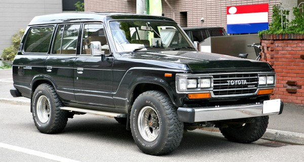 Toyota Land Cruiser 60 4.0 D 1980-90