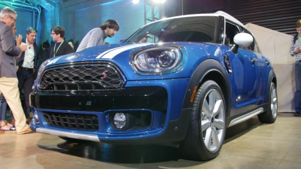 Новый Mini Countryman — далеко не «мини» (Лос-Анджелес)