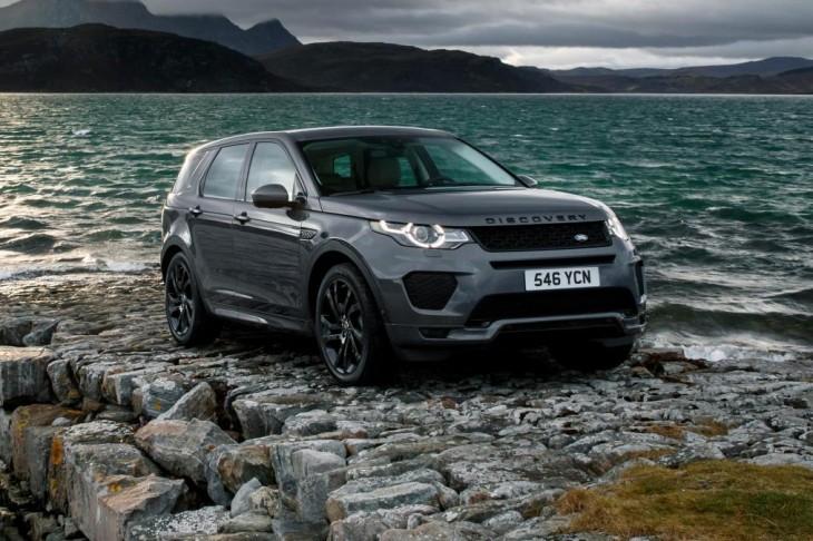 3736faebe4e9 Land Rover Discovery Sport станет гибридом в следующем году