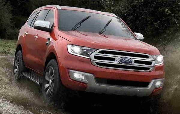 Ford Everest 2015 (новый Форд Эверест): фото, характеристики, цена, видео
