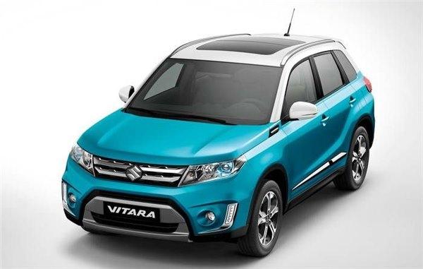 Продажи Suzuki Vitara в России стартуют в августе 391