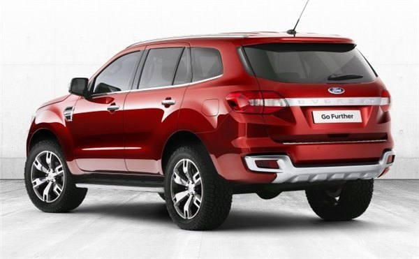 Ford Everest