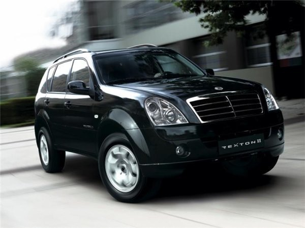 Ssang Young Rexton 2