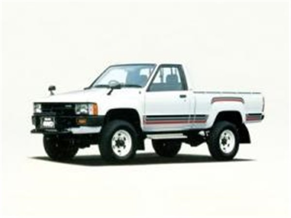 Toyota Hilux 1983 года