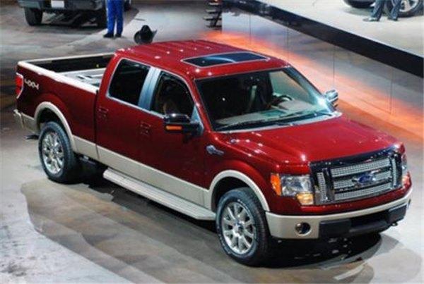Форд пикап F-150